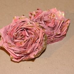 Candy Wrapper Roses