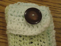 Crochet I Pod Touch Cozy/Case
