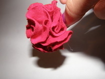 Fabric Flowers