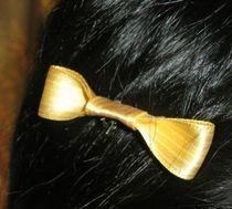 Simple Bobby Pin Hair Bow