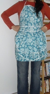 Make A Cute Girly Apron :)