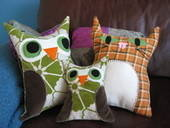 The Owl And The Pussycat Cushion / Pillow