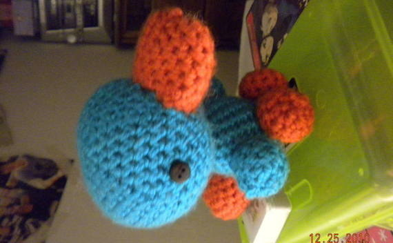 Crochet Platypus Aka Perry The Platypus!!!!