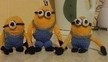 Minions Take Over Our House