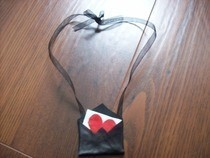 How To Make A Love Letter Necklace