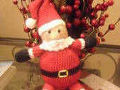 Crochet Father Christmas 
