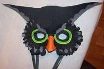 Owl Mask