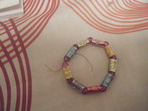 Ferrule Bracelet (Those Metal Things On Pencils)