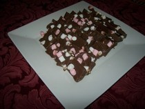 Marshmallowy Fudge