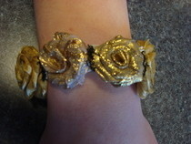 Flower Bracelet!