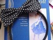 Oversized Head Bow / Headband