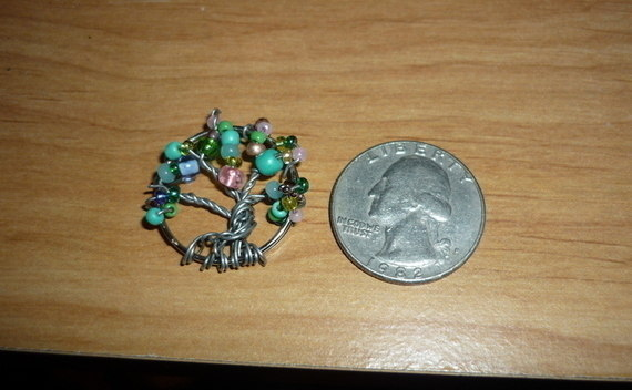 Mini Tree Pendant