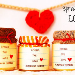Let's Make Butter & Spread The Love!