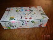 Splatter Paint Gift Boxes