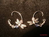 Easy Dragonfly Earrings