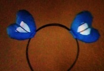 Heart Ears Headband