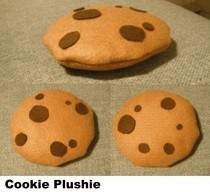 Cookie Plushie