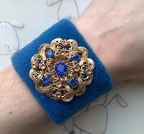 Felt Bracelet