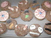 Spooktacular Halloween Cupcakes!