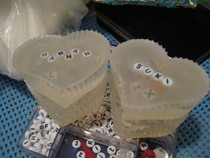 Valentines Name Soap