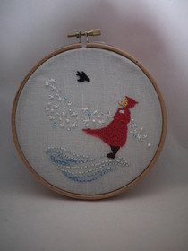 Winter Embroidery