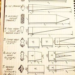 Basic Paper Beads(Instructions)
