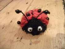 Ladybird Hairclip