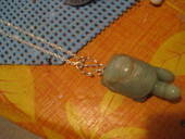 Jade Turtle Necklace