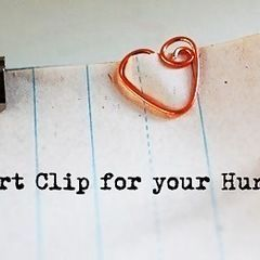 Heart Clips For Your Huny!