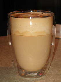 Easiest Latté =)