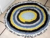 My Second Rag Rug