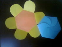 Flower Envelope / Card