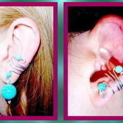 Earrings Whitout Hole