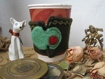 Take Out Coffe Cozies