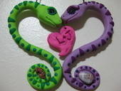 Snake Lovers Valentines
