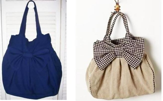 Anthropologie Inspired Bag