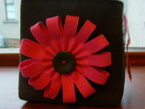 Make A Felt Flower