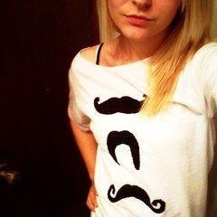 Hipster 'Stache Shirt