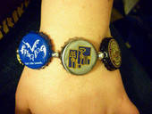 Bottle Cap Braclet