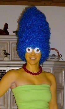 Alias: Marge Simpson