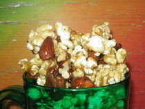 St. Patrick's Day Pot Of Gold Caramel Corn