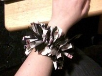 Ruffle Soda Pop Bracelet