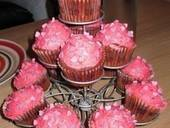 Chocolate/Raspberry Cupcakes