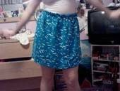 Fun Bubble Skirt