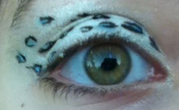 Leopard Eyes