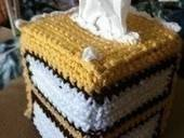 Lemon Cake Tissue Cozy