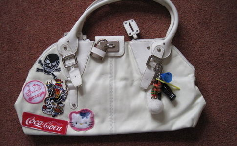 Diy Paul's Boutique Bag