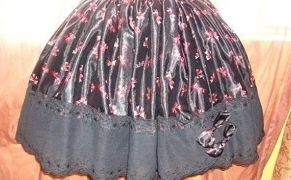 Recycled Skirt