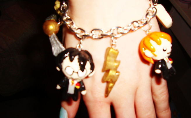 Harry Potter Charm Bracelet!!!