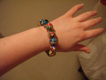 Decoupage Bracelet